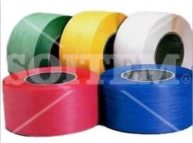 Zuncho Plástico Color